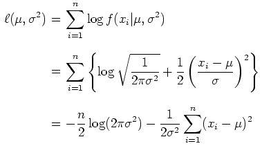 尤 度 関数